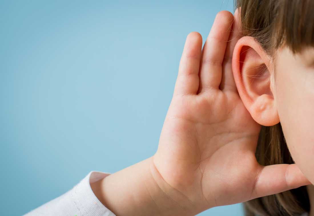 Hörscreening bei Kindern und Neugeborenen