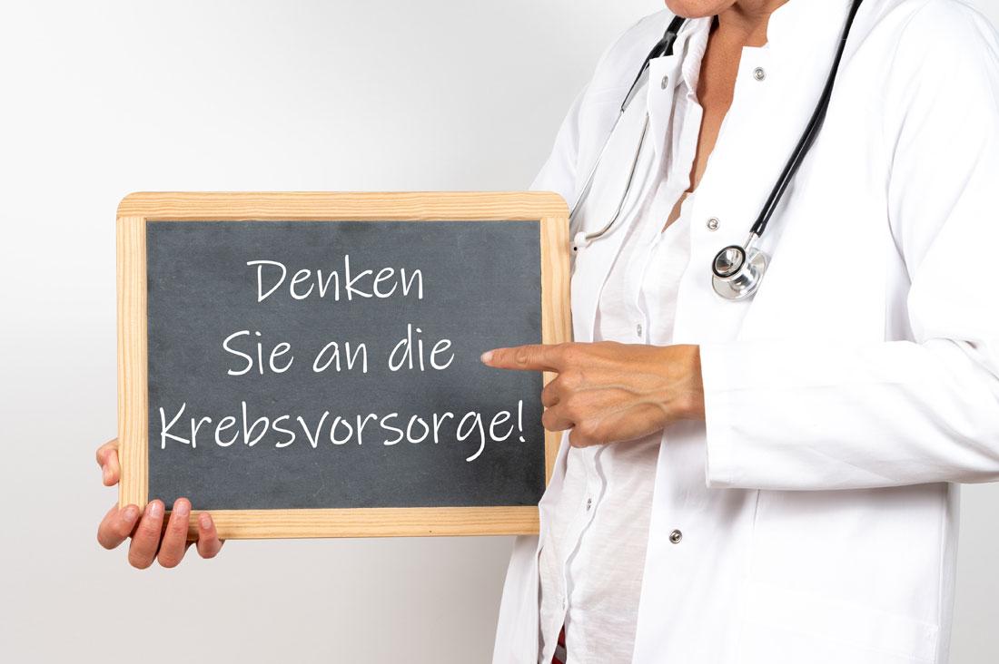 Arzt Krebsvorsorge und Nachsorge HNO