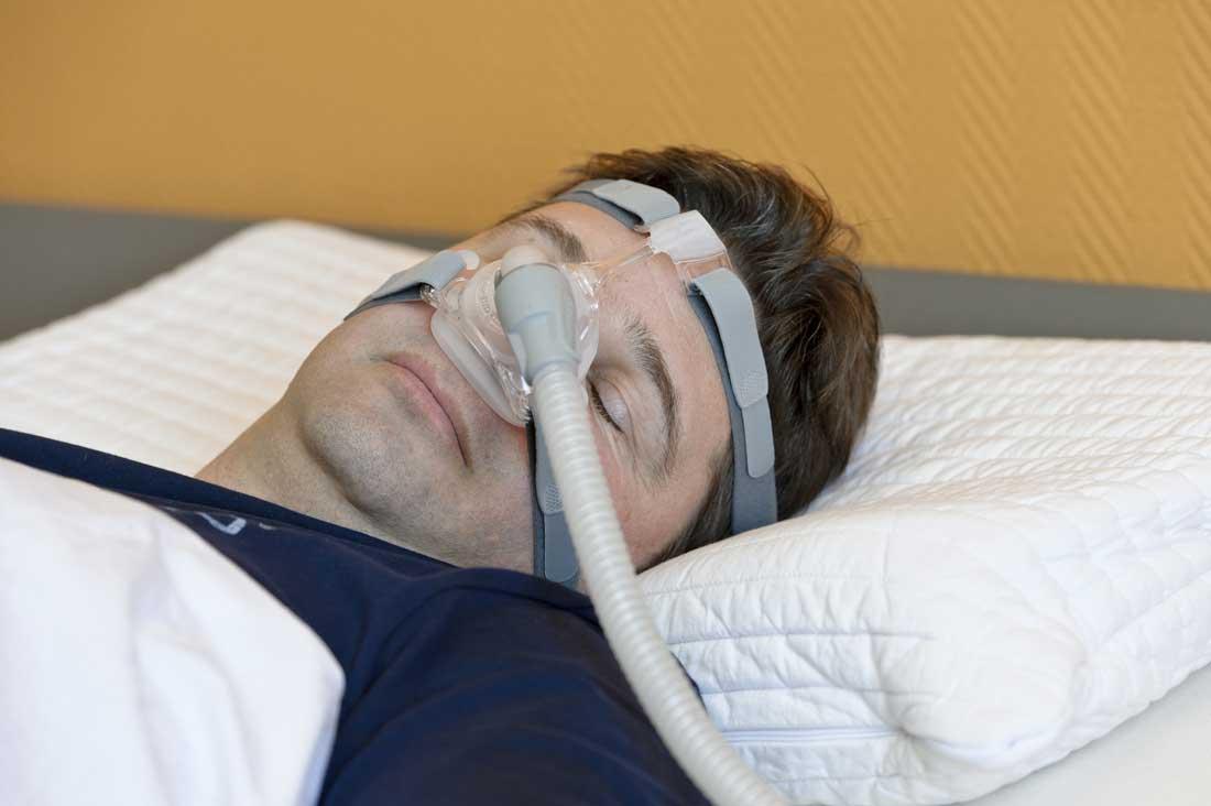 Obstruktive Schlafapnoe